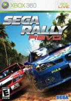 Sega of America Sega Rally Revo
