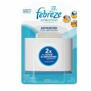 Febreze Set & Refresh Advanced Odor Eliminator