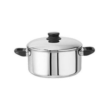 Kinetic Kitchen Basics 5.5 Quart Covered Dutch Oven