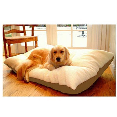 Majestic Pet Products Rectangle Pet Bed 42x60 inch Extra Large