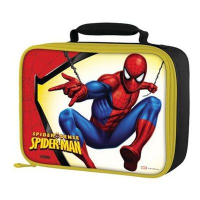 Thermos Spiderman Soft Lunch Kit