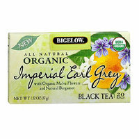 Bigelow Organic Black Tea Bags