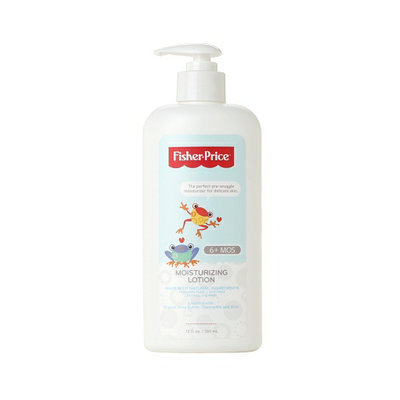 Fisher-Price Moisturizing Lotion