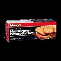 Murry's Heat-n-Serve HashBrown Potato Patties - 18 CT