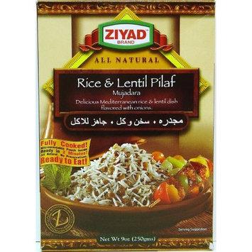 Ziyad Rice and Lentil Pilaf (Mujadara)