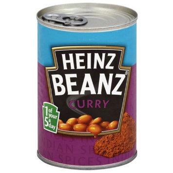 Heinz Curry Beanz, 13.7 oz