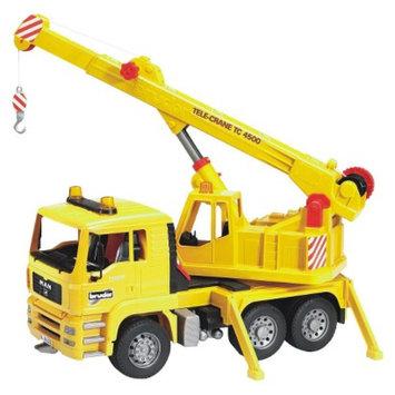 Bruder Toys MAN Crane Truck