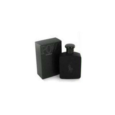 Ralph Lauren Polo Double Black by  Eau De Toilette Spray 2. 5 oz