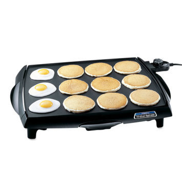 Presto Cool Touch Electric Tilt N' Drain Big Griddle
