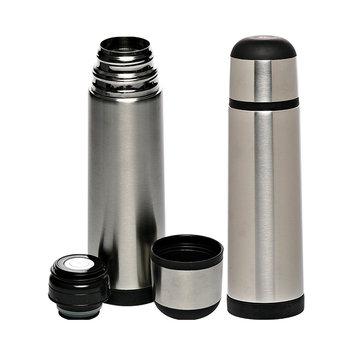 Natico Originals, Inc. Stainless Steel Vacuum Flask, 25 oz.