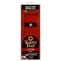 Toasty Feet Insoles Arch Support Men's (Pack of 2)