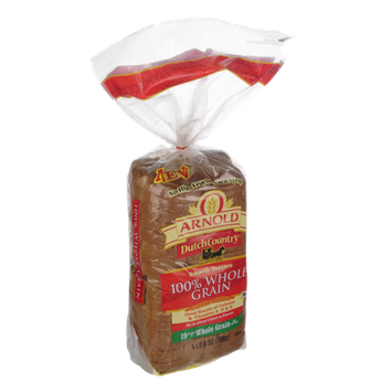 Arnold Dutch Country 100% Whole Grain Bread