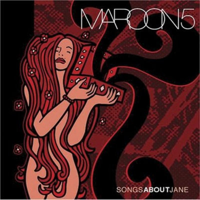 A & M/octone Records/universal SONGS ABOUT JANE BY MAROON 5 (CD)