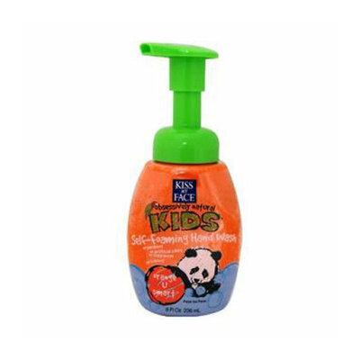 Kiss My Face Corp. Kiss My Face Kids Hand Wash Self-Foaming Orange U Smart 8 fl oz