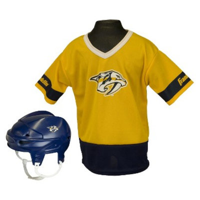 Franklin Sports NHL Nashville Predators Kids Team Set