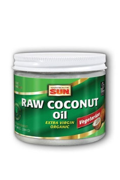 Raw Coconut Oil Health From The Sun 14 oz Liquid