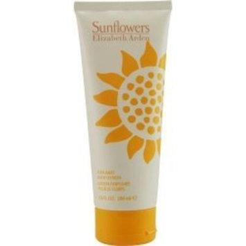 Elizabeth Arden Sunflowers Women Perfumed Body Lotion, 6.8 Ounce