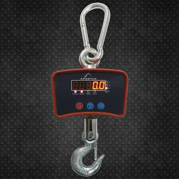 Apontus 500 KG / 1100 LBS Hanging Digital Crane Scale Heavy Duty Industrial