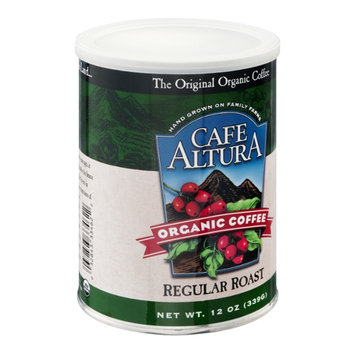Cafe Altura Coffee Regular Roast Organic