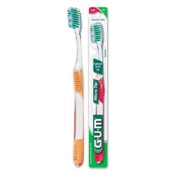 Butler Gum Toothbrush #471 Micro Tip