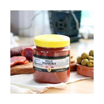 Hot Paella Sweet Paprika - Bulk Plastic Jar