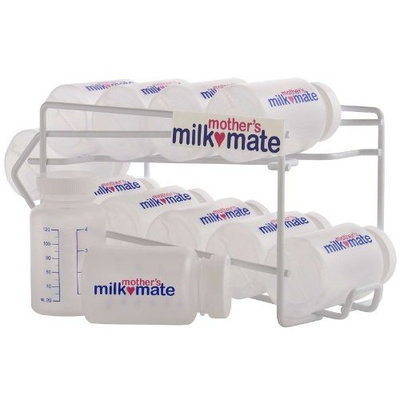 Mother's Milkmate Mother's Milkmate Rack & Bottle System