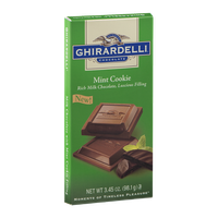 Ghirardelli Chocolate Mint Cookie