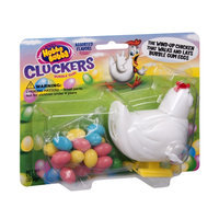 Wrigley's Hubba Bubba Cluckers Assorted Flavors Bubble Gum