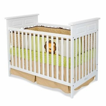 Child Craft Logan Traditional Stationary Crib