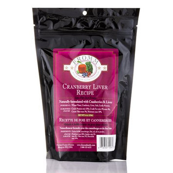 Fromm Four Star Nutritionals Low Fat Cranberry Liver Dog Treats