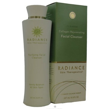 Healthdirect RADIANCE SKIN THERAPEUTICS COLLAGEN REJUVENATING FACIAL CLEANSER 6.9 fl oz/207 ml FROM HEALTH DIRECT