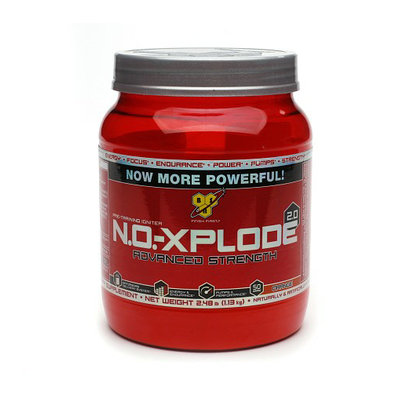 BSN N.O.-Xplode N.O.-Xplode 2.0 Dietary Supplement Powder Orange