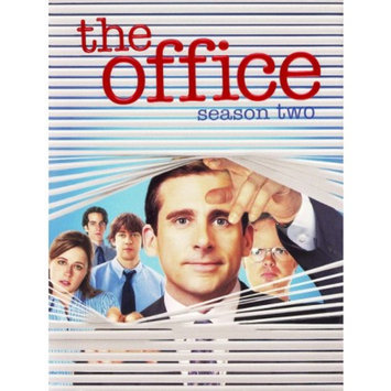 Universal OFFICE: SEASON TWO BY THE OFFICE (DVD) [4 DISCS]