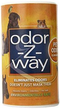 M-J Odor-Z-Way LLC HOME106 Home Odor-Z-Way - 1 case of 12