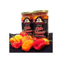 Don Enrique Melissa's Pickled Habanero Peppers, 3 Jars (12 fl oz)