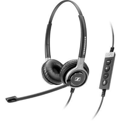 Sennheiser Century Sc 660 USB Ctrl Premium Wired Headset