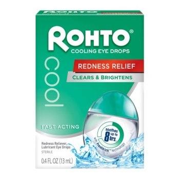 Rohto Cool Redness Relief