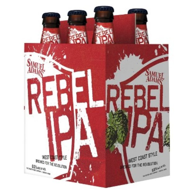 Samuel Adams Sam Adams 6pk Rebel IPA