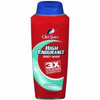 Old Spice Body Wash Pure Sport Scent High Endurance 18 Fl Oz