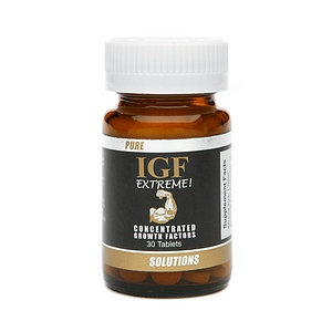 Pure Solutions IGF Extreme! Concentrated Growth Factors