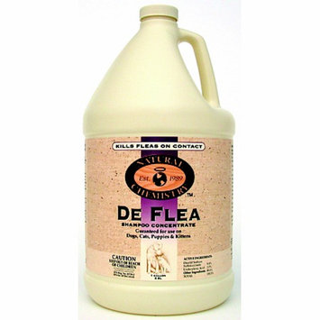 Natural Chemistry DeFlea Shampoo Concentrate Gallon