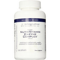 Integrative Therapeutic's Integrative Therapeutics Nutrivitamin Enzyme Complex, 180 Capsules
