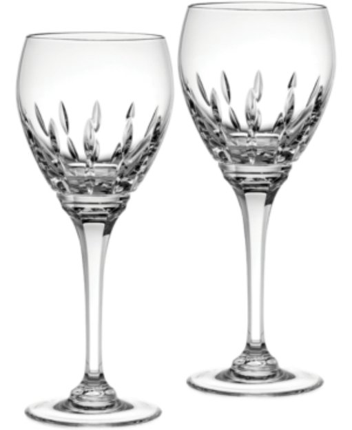 Marquis By Waterford Marquis by Waterford Asbury Goblet Pair