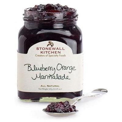 Stonewall Kitchen All Natural Blueberry Orange Marmalade, 12 oz