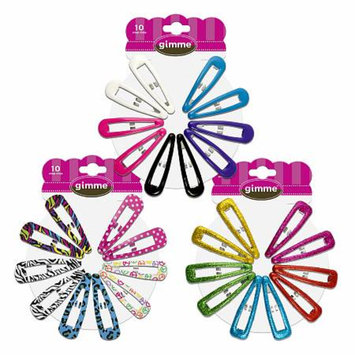Gimme Clips Snap Clip Central - 30 Count