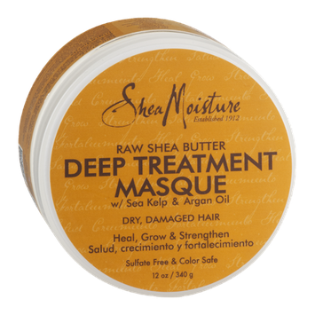 SheaMoisture Raw Shea Butter Masque Deep Treatment