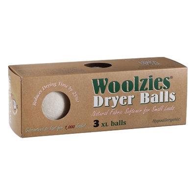 Woolzies Pure Wool Dryer Balls, 3 ea