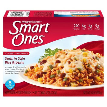 Weight Watchers Smart Ones Classic Favorites Santa Fe Style Rice &