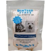DermaPet Dentees Stars DentAcetic Pet Treats