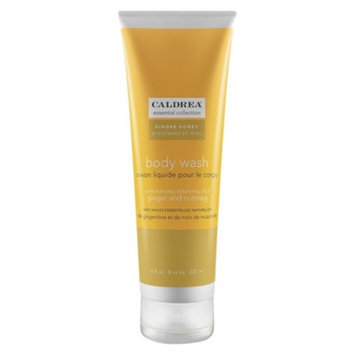 Caldrea Essentials Collection Ginger Honey Body Wash - 8 oz